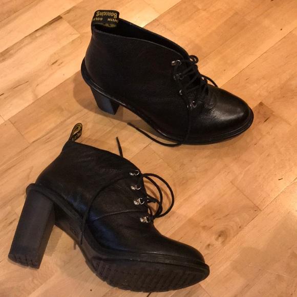 e2e3fb37e8bd Dr. Martens Shoes - Dr. Martens Annika heels size US 9